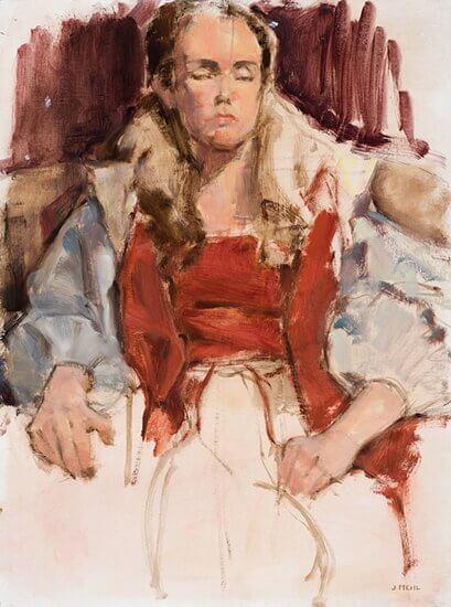 Joanne Mehl Porfolio - Figures