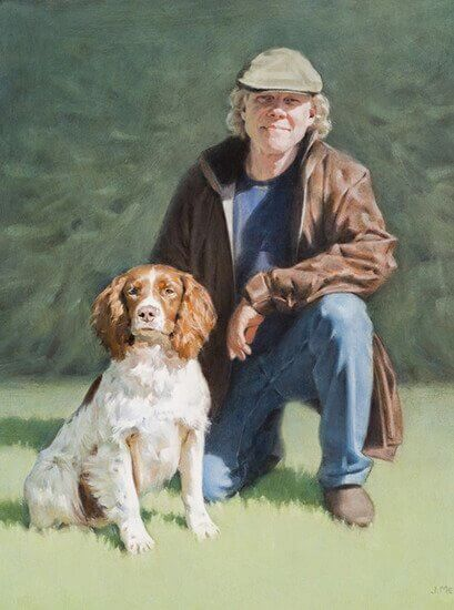 Joanne Mehl Paintings - Portraits
